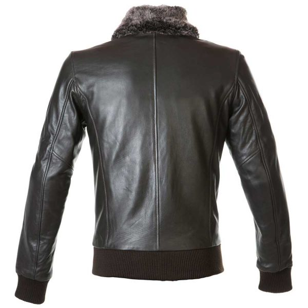Aviator jacket for men with motorcycle protections by By City