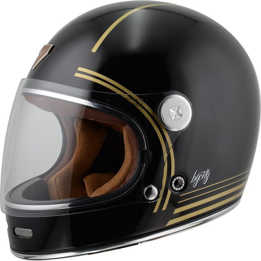Roadster Gold Black