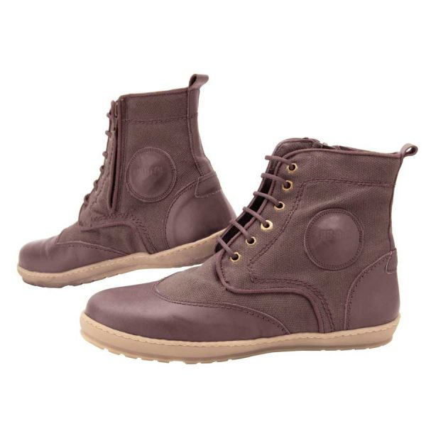Botas Casual estilo casual protecciones moto By City