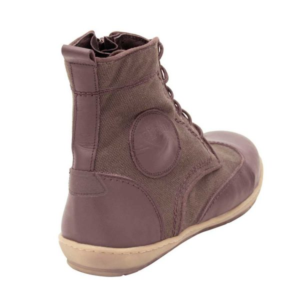 Botas Casual estilo casual protecciones tobillo moto By City