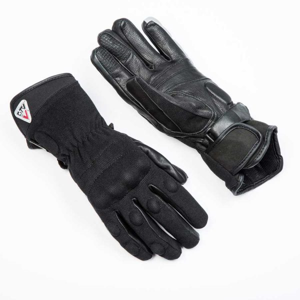 Gloves man Confort for motorcycle By City brand with protections