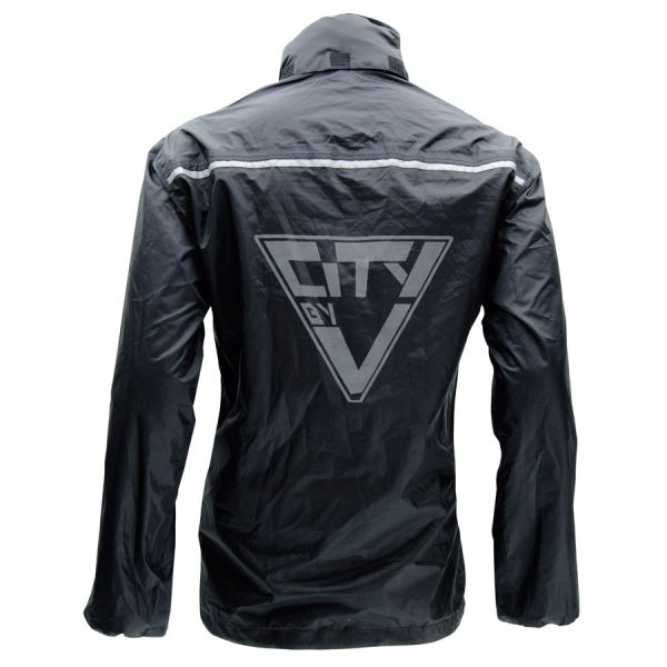 Chaqueta impermeable para moto By City