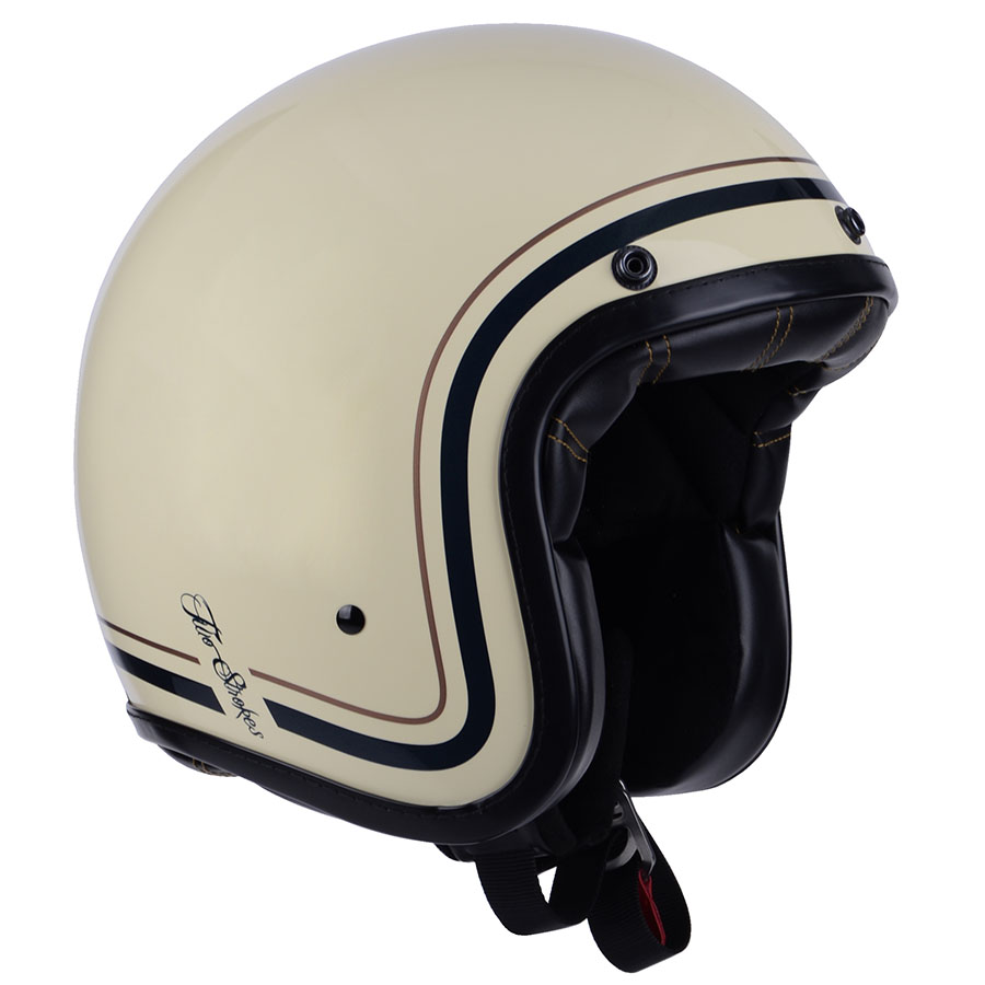 Casco Two Strokes Beige