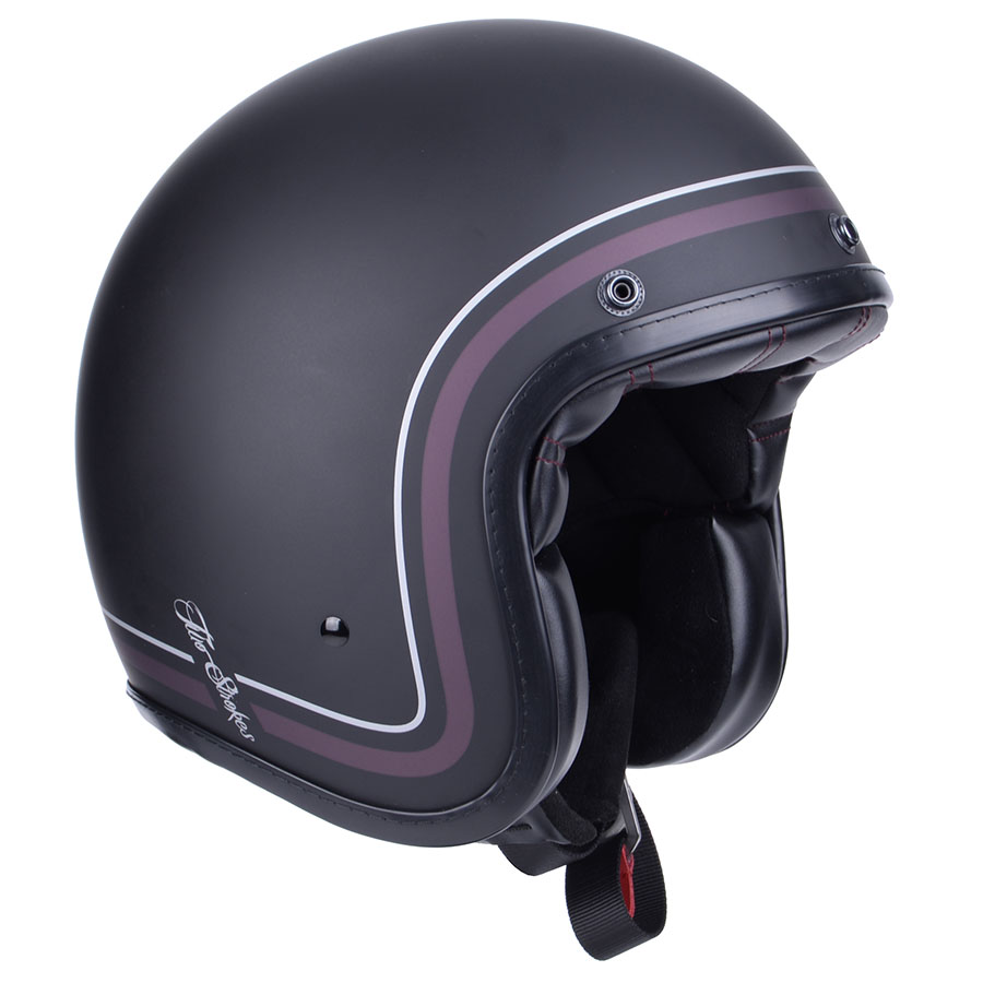 Casco Two Strokes Matt Black