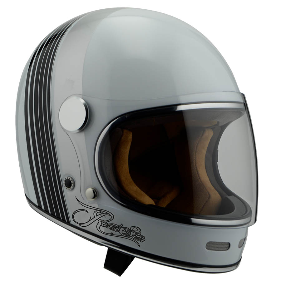 Casco Roadster White II