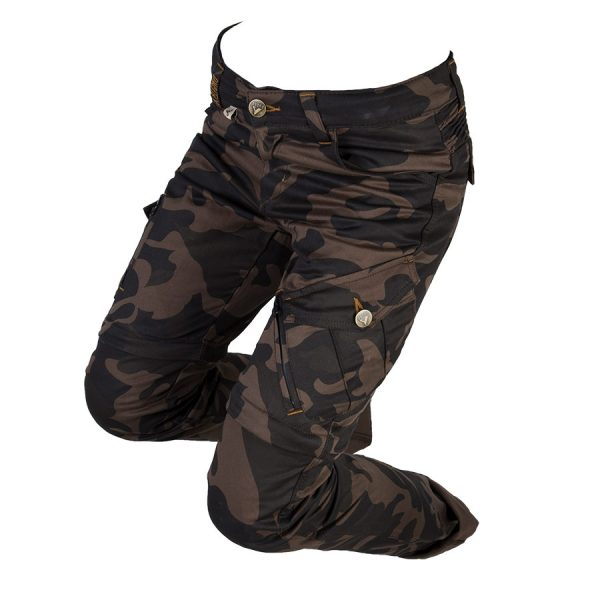 Pantalon air man camuflaje