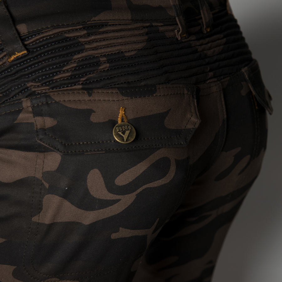 Pantalon air man camuflaje by city